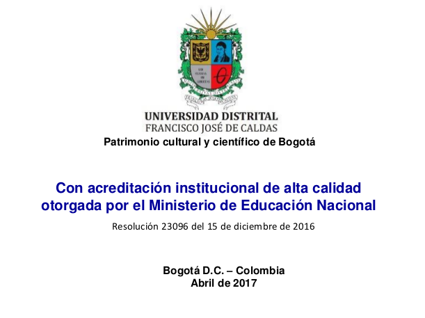 GESTION CERI ABRIL2017